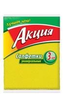 АК_серветки універсальна (3 шт) (шт.)