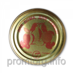 Кришки металеві Таламус 50шт (Одеса) (шт.)