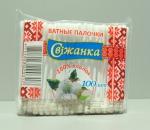 СВІЖАНКА_Ватні палички  100 шт/60 (шт.)